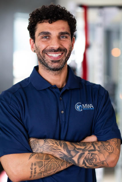 Boston Personal Trainers: Chris Christodoulou